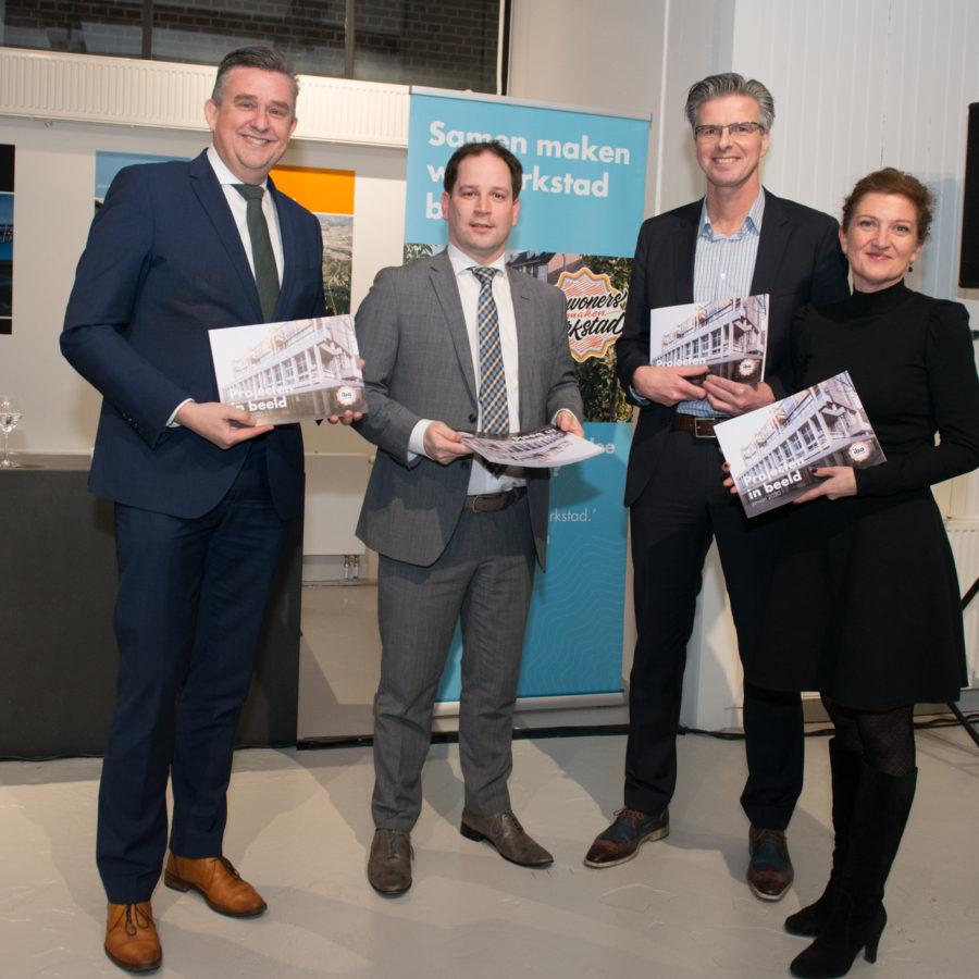 Opening nieuw kantoor IBA Parkstad