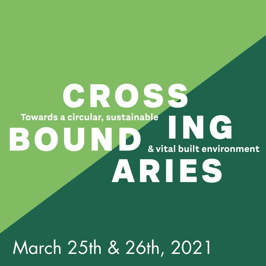 SAVE THE DATE: Crossing Boundaries
