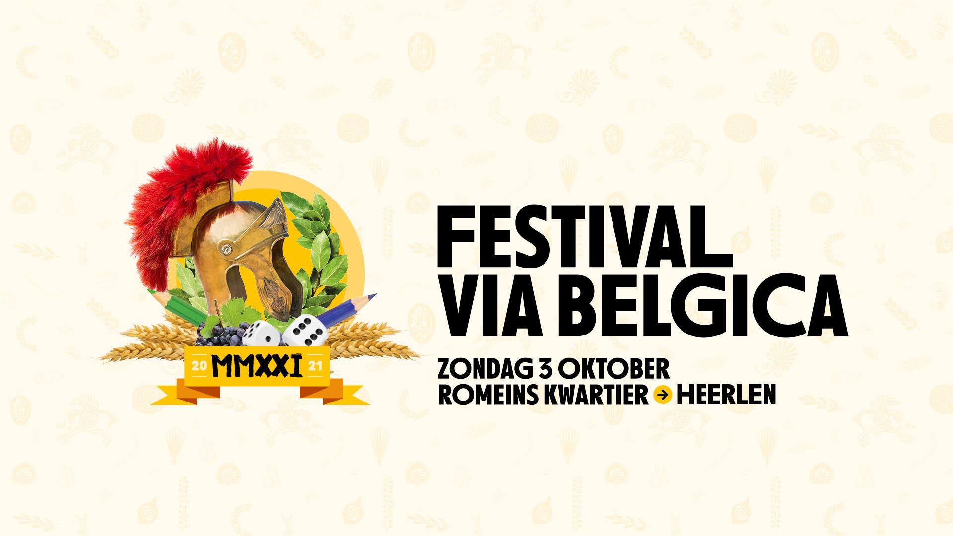 Festival Via Belgica: 3 oktober