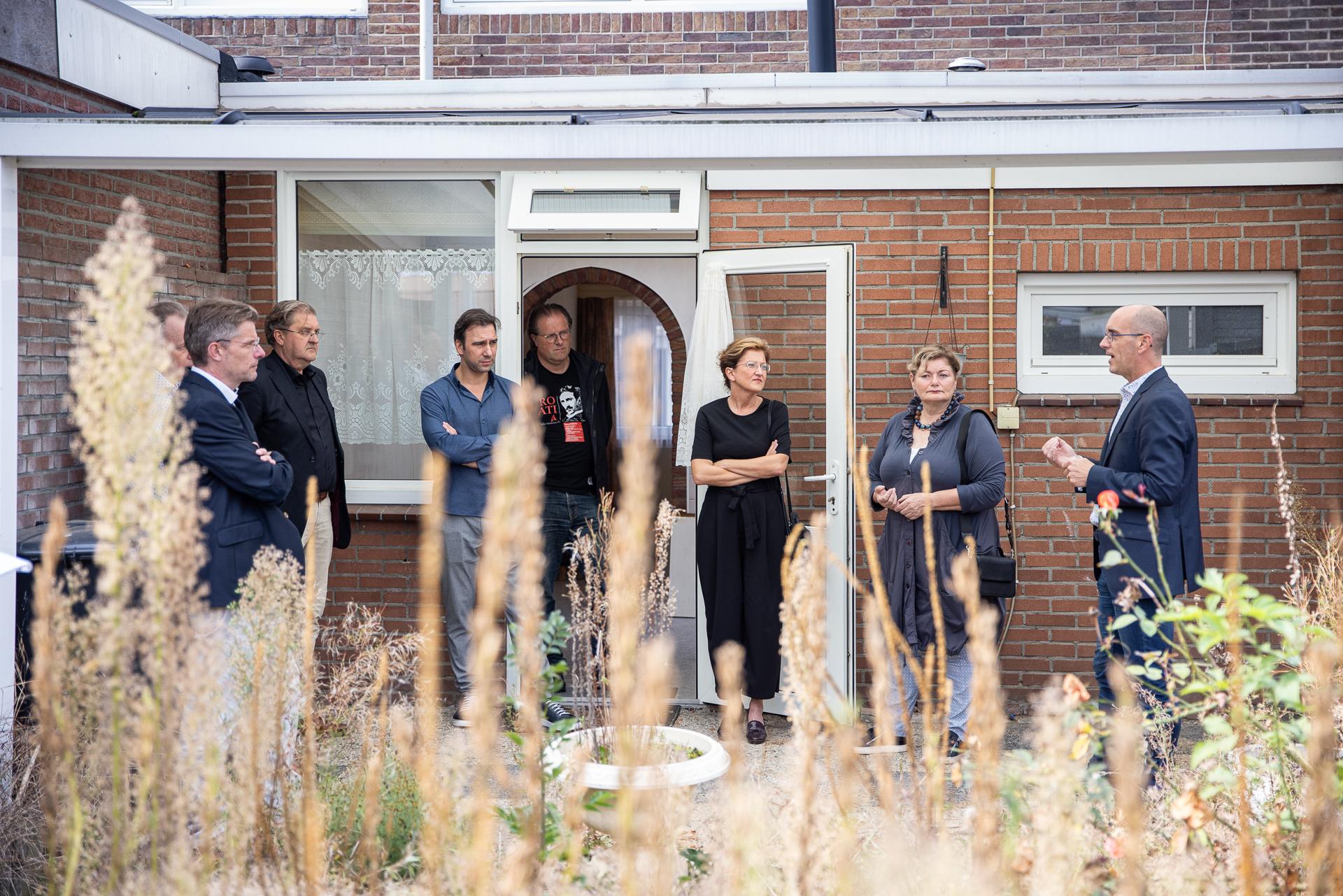 Toekomstbestendig wonen in IBA-project 'Lauradorp'