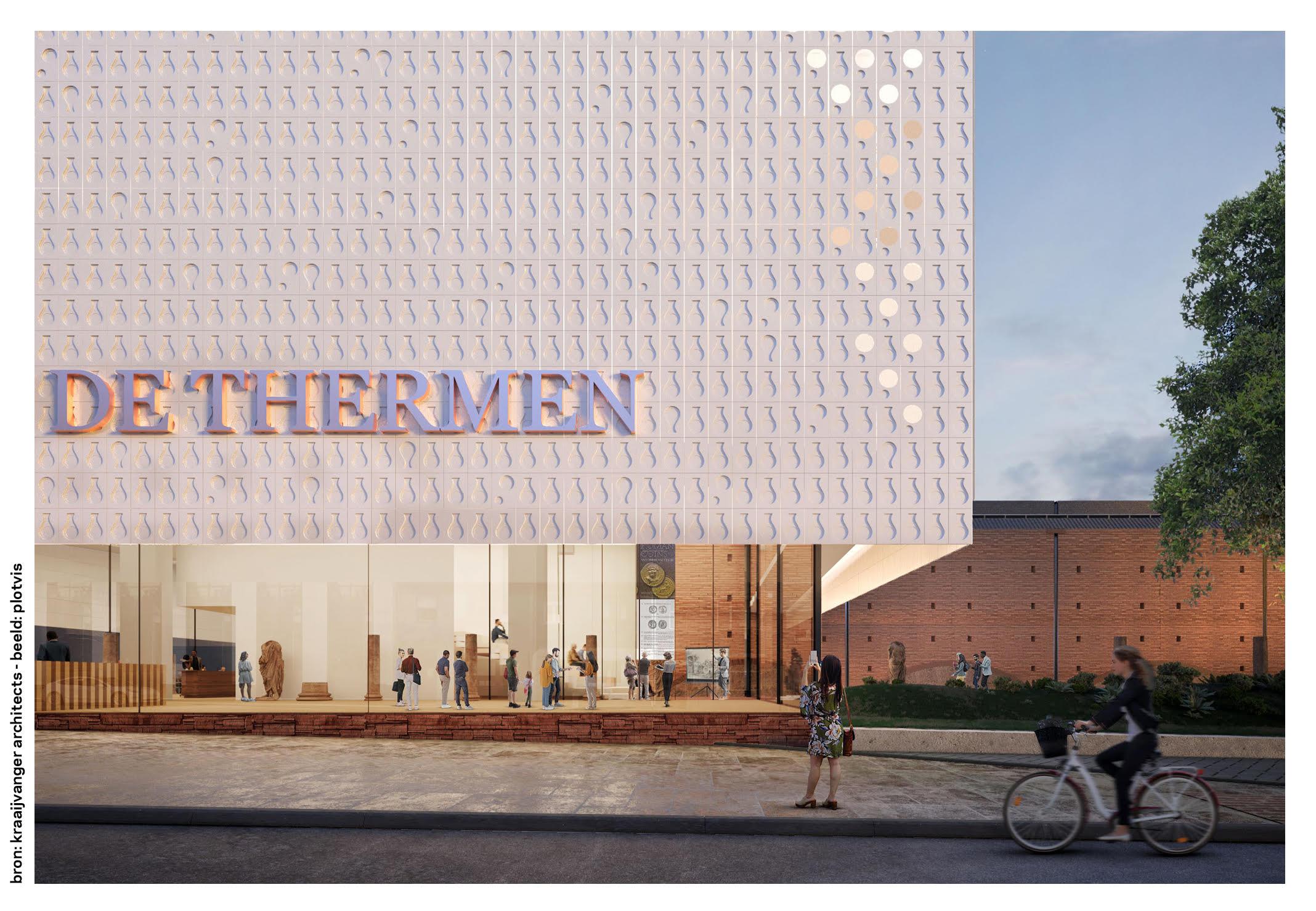 Nieuw Romeins museum bouwt mee aan de toekomst van Heerlen